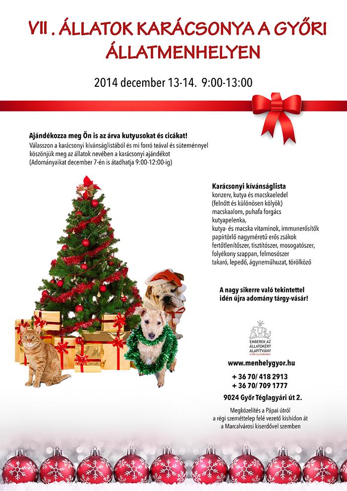 állatok karácsonya 2014_FB